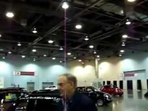Fiat Ride & Drive 2012 Columbus Auto Show