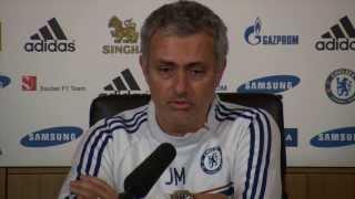 "Jose Mourinho skeptisch: ""Kein Champagner am Saisonende"" | FC Chelsea - West Ham United"