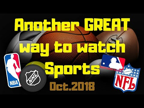 How to watch live sports for free 2018
