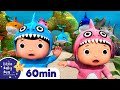 baby shark dance more nursery rhymes amp kids songs songs for kids little baby bum