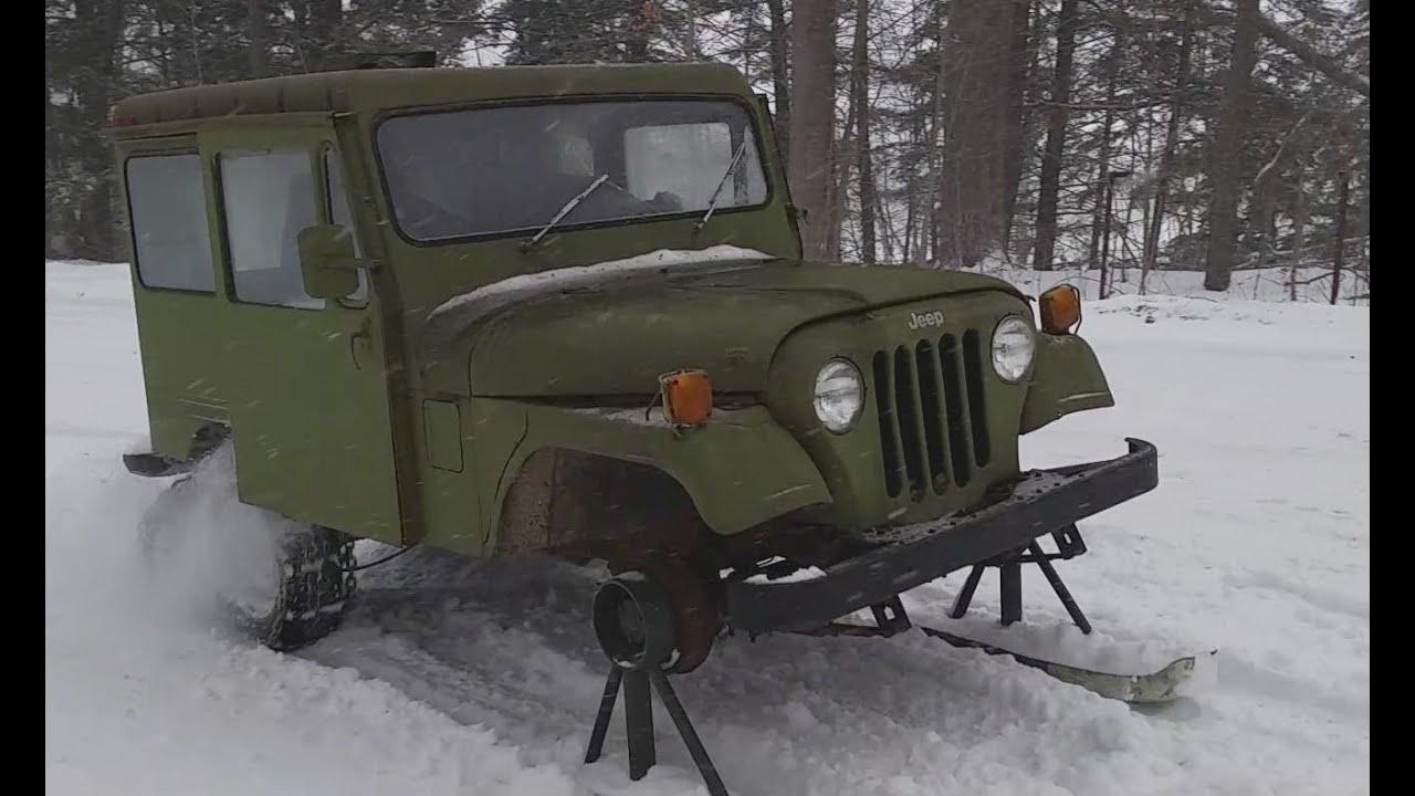 jeep tracks skis