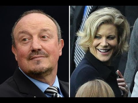 Amanda Staveley comes out fighting | Rafa Benitez has known for a few weeks