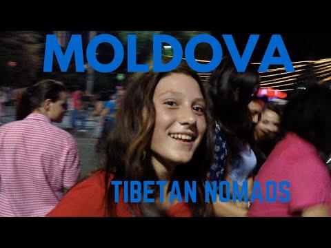 Tibetan Nomads Travel to Moldova