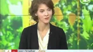 Интервью.Надя Соболева, Мед сестра в сериале Побег.mp4