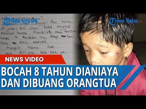 VIRAL Bocah 8 Tahun Dianiaya Dan Dibuang Orangtua, Karena Nakal Dan Sering Mencuri