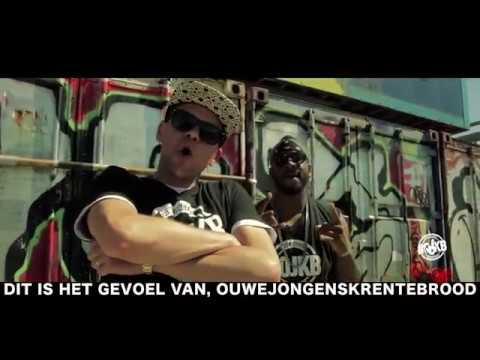 OJKB - Middelvinger (Official Musicvideo)