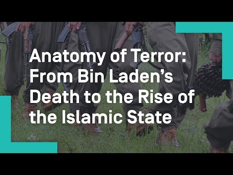 Anatomy of Terror: From Bin Laden's Death to the Rise of the Islamic State