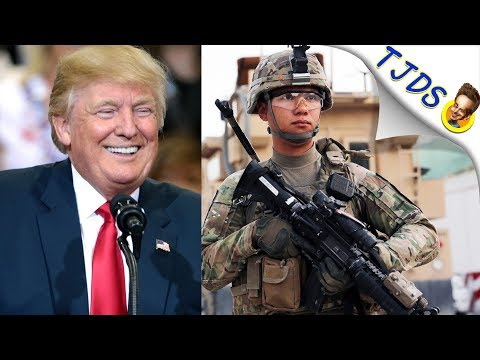 Trump Dramatically Ramping Up Military Interventions