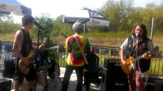 "The Buzzkills - ""I Wanna Be a Ramone"" live"