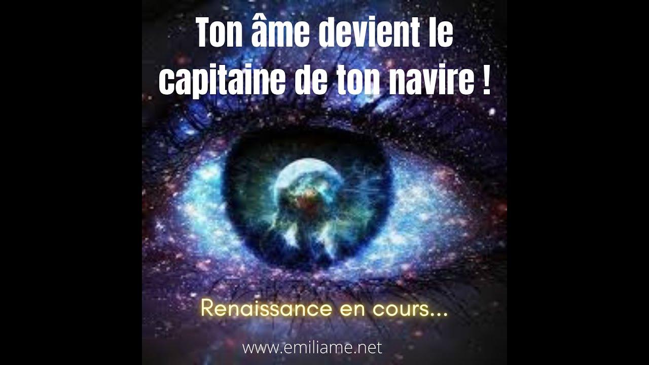 🦋⭐Ton âme devient le capitaine de ton navire ! 🌟