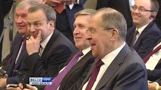 Путин пошутил о выговоре Лаврову: «'секретами' с нами не поделился»