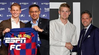 Frenkie de Jong vs. Matthijs de Ligt: Which player will prove to be a better signing? | Extra Time