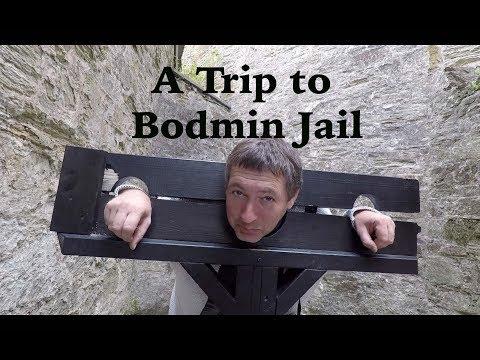 A trip to Bodmin Jail