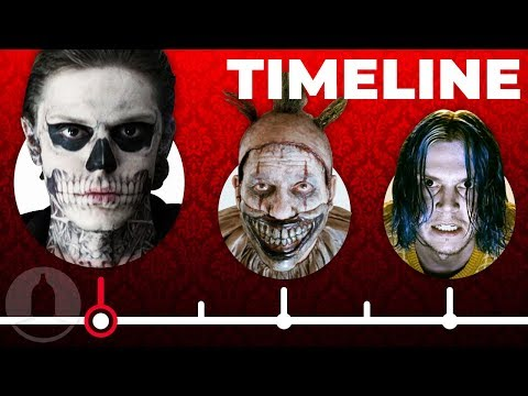 The Complete American Horror Story Timeline So Far | Cinematica