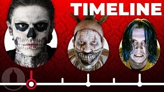 The Complete American Horror Story Timeline So Far  Cinematica