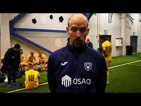 ACOTV jälkipelit: RoPS - AC Oulu (Suomen Cup 9.2.2018)