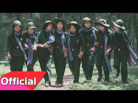 Tự Hào Người Thanh Niên Xung Phong - Sáng tác: Vũ Thái Huy [Lyrics MV HD]
