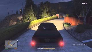 Grand Theft Auto 5 - Officer Speirs - The End