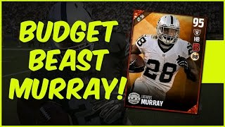 MUT 17 Gameplay | Budget Beast! Season Stars Latavius Murray Gameplay - Unbelievable Ending