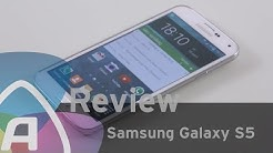 Samsung Galaxy S5 review (Dutch)