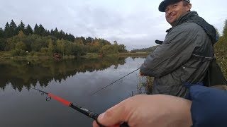 Рыбалка на спиннинг, щука, воблер и Усейн Болт!