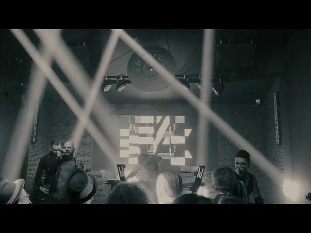 Eden Synthetic Corps - Borderland (live @ Stereogun, Leiria, Portugal - 23/Fev/2019)