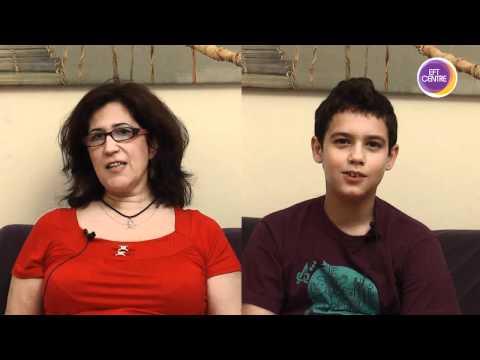 Testimonial: EFT for Weight Loss & EFT for Children.