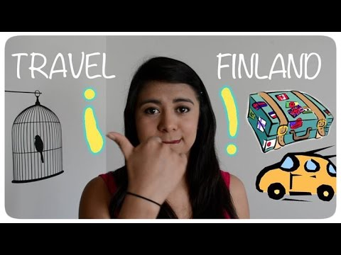 HOW TO: TRAVEL in Finland LOW BUDGET!