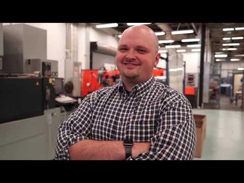 DMLS - Additive Manufacturing Innovation