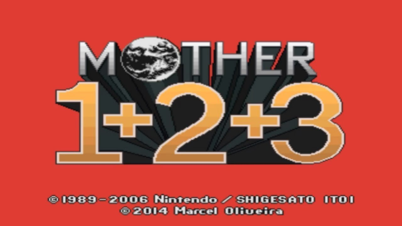 Descargar Toda la Saga Mother - Earthbound en Español [1 link][Mega]