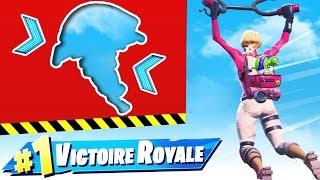 La COURSE de l'IMPOSSIBLE CHALLENGE ! FORTNITE Battle Royale !