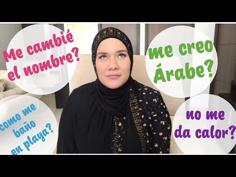 Preguntas y Respuestas (Hijab )