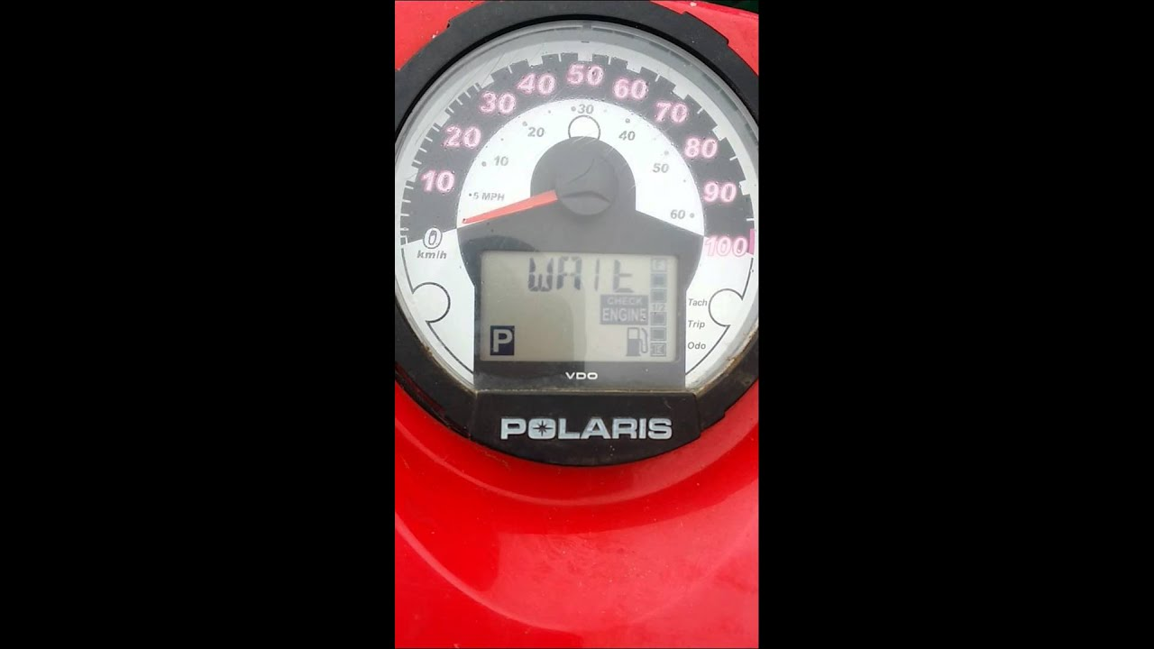 fault codes walkthrough polaris sportsman 500 efi 2006 [ 1280 x 720 Pixel ]