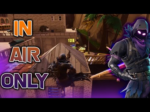 RAVEN CHALLENGE! In Air Elims Only