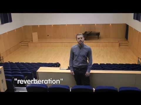 REAL JOBS: Making Waves - Acoustic Engineering