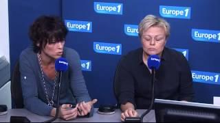 """Muriel Robin et Anne Le Nen pour """"Le Passage du désir"""""""