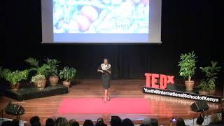 Good Little Things for African Women   Ayuma Michelle   TEDxYouth@InternationalSchoolofKenya