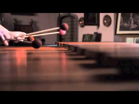 Marimba Solo Sechs Miniaturen No 4 Performed by Gillian Maitland