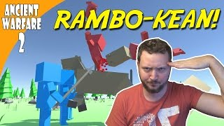 RAMBO-KEAN! - Ancient Warfare 2 Dansk Ep 1