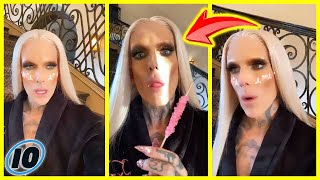 Gambar cover Jeffree Star Destroys Entitled Influencers Asking Him For Money