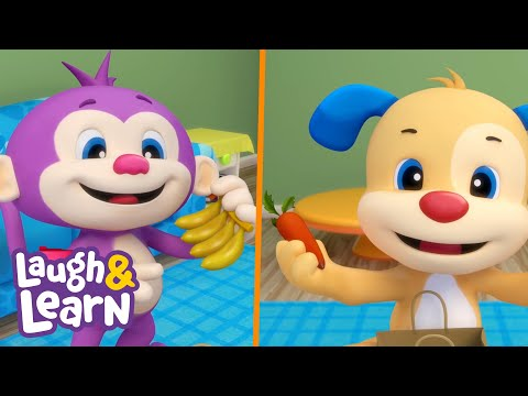 Laugh & Learn™ - Picnic In The Living Room + More Kids Songs And Nursery Rhymes   Learning 123s