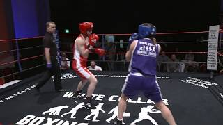 White Collar Boxing London Presents QUEST FOR GLORY - Ring 1