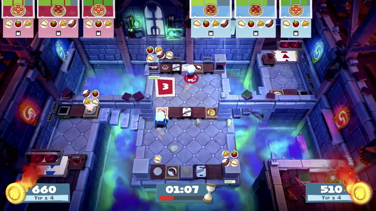 Image result for overcooked 2 versus mode