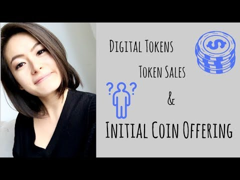 What is an ICO?! ( Explainer: Digital Tokens, Token Sales, Initial Coin Offering)