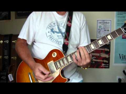 How to Play LISTEN TO THE MUSIC Doobie Brothers by Guitars Rock