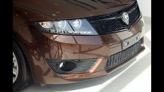 بروتون بريفيه 2019 مواصفات وتقييم شامل بالاسعار  بروتون بريفي ومقارنة سيارات  PROTON PREVE REVIEW