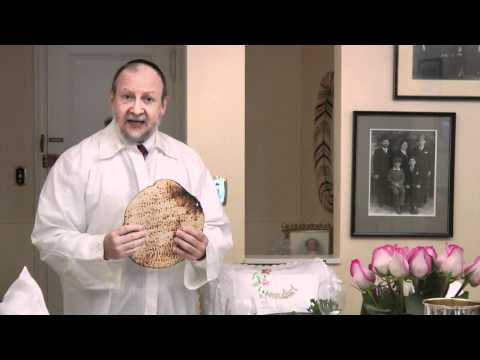 Passover Seder 101 #1 -  What is Matzah?