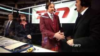 Ron Burgundy - Curling Commentary 2 (Ending)