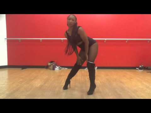 Teyana Taylor- Do not Disturb Talissa J. Choreography