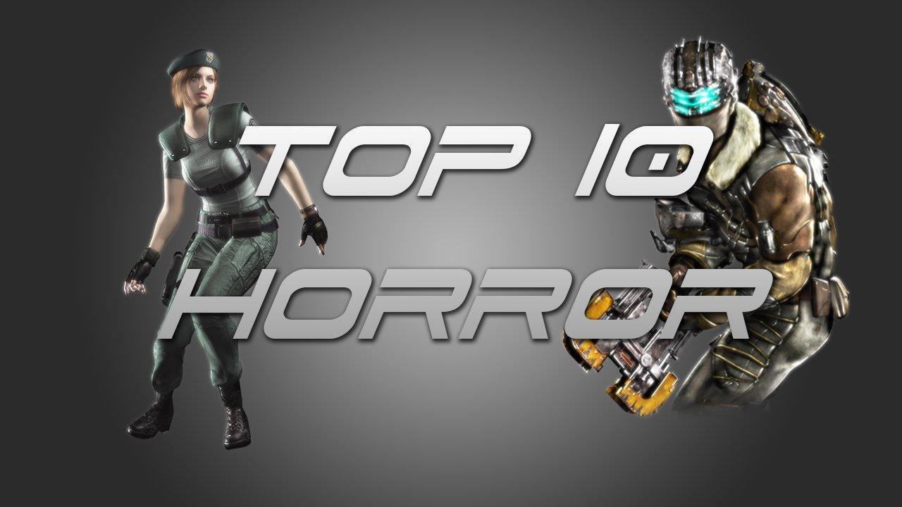 Top 10 jeux d 39 horreur pc ps3 youtube - Jeux d oreure ...
